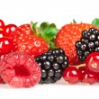 Stock Photo: Berrys