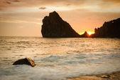 Costa do sol — Foto Stock
