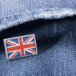 Flag of Great Britain — Stock Photo #3939112