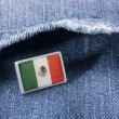 Royalty-Free Stock Photo: Flag of Mexico