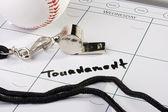 Baseball Tournament — Stock Photo