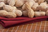 Nuts Peanuts — Stock Photo