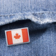 Flag of Canada — Stock Photo #4056771