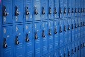 School boxes — Stock Photo