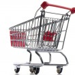 Empty shopping cart — Stock Photo #4096861