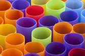 Plastic tubes — Stock Photo