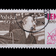Poland - CIRCA 1970: A stamp - Lenin — Stock Photo