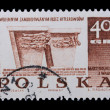 Stock Photo: Poland - CIRC1967: stamp - Murdered