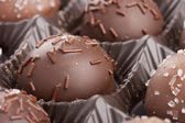 Truffle candy — Stock Photo