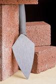 Stonemason's trowel — Photo