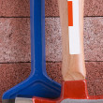 Stonemason's tools — Stock Photo