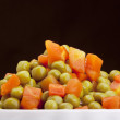 Royalty-Free Stock Photo: Canned peas