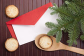 For Santa Claus — Stock Photo
