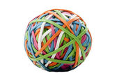 Rubber band — Stock Photo