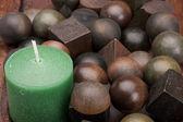 Aromaterapie spa salony — Stock fotografie