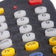 Stock Photo: Remote for TV