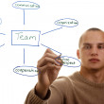 Good Team Characteristics — Stock Photo
