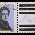 Постер, плакат: Poland CIRCA 1975: A stamp Frederic Chopin