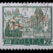 Poland - CIRCA 1965: A stamp - Gdansk - Stock Photo