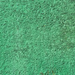 Green corroded metal background — Stock Photo