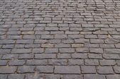 Block pavement background on Red Square in Moscow — Stock Photo