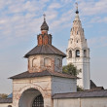 Alexandrovsky monastery in Suzdal, Russia — Stock Photo #4769176