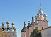 Kremlin in Rostov The Great, Russia — Stock Photo