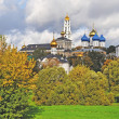 Trinity Lavra of Saint Sergius, Russia — Stock Photo #5149258