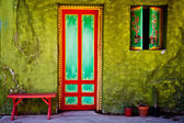 Mexican house — Stock Photo