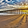 Stock Photo: HDR VenturPier