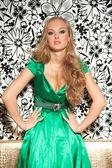 Glamoureuze afbeelding — Stockfoto