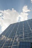 Skyscraper's facade — Stockfoto
