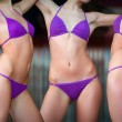 Three graces - Stock Photo