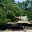 Tank IS-2 — Stock Photo