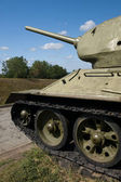 T-34 tank — Stock Photo
