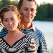 Young attractive couple - Lizenzfreies Foto