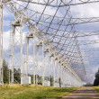 Radio telescope DKR-1000 in Russia — Stock Photo #4747818
