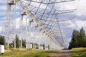 Radio telescope DKR-1000 in Russia — Stock Photo