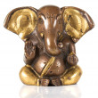 Statuette of Ganesha - Stock Photo