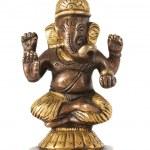Statuette of Ganesha — Stock Photo #4949669