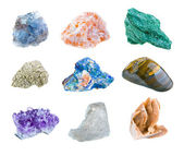 Minerals — Stock Photo