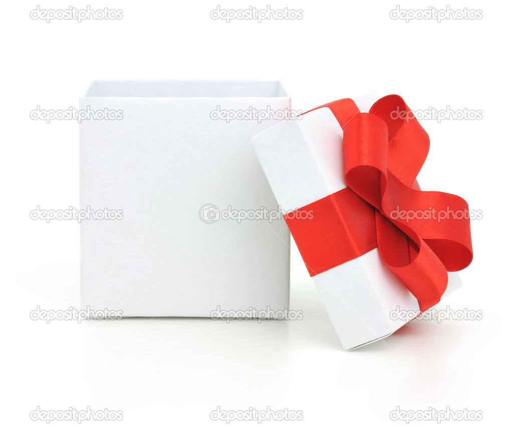 open gift box stock photo tsekhmister 4999494. Black Bedroom Furniture Sets. Home Design Ideas