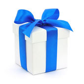 Gift box isolated — Foto Stock