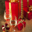 Christmas still life — Stock Photo #4078751