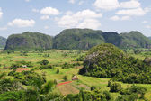 Vinales valley in Cuba — Stock Photo