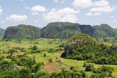 Vinales valley in Cuba — Stock Photo