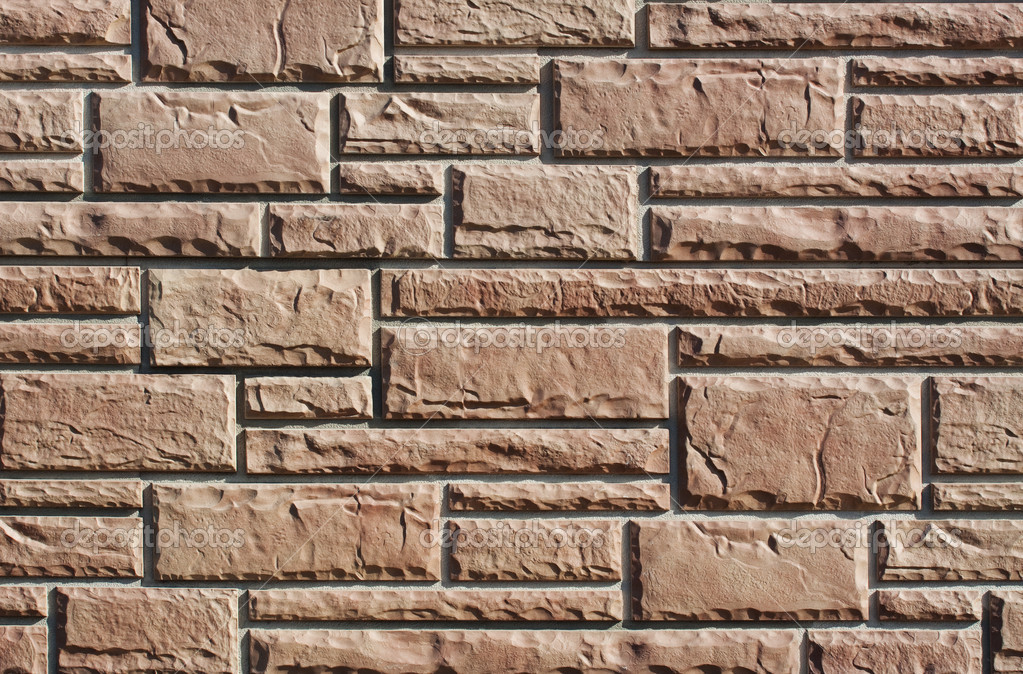 Sten kakel vägg