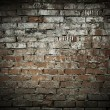Brick wall — Stock Photo #3991959