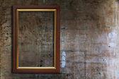 Quadro na parede — Fotografia Stock