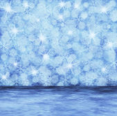 Frozen interior — Stock Photo